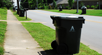 garbage and recycling city of auburn