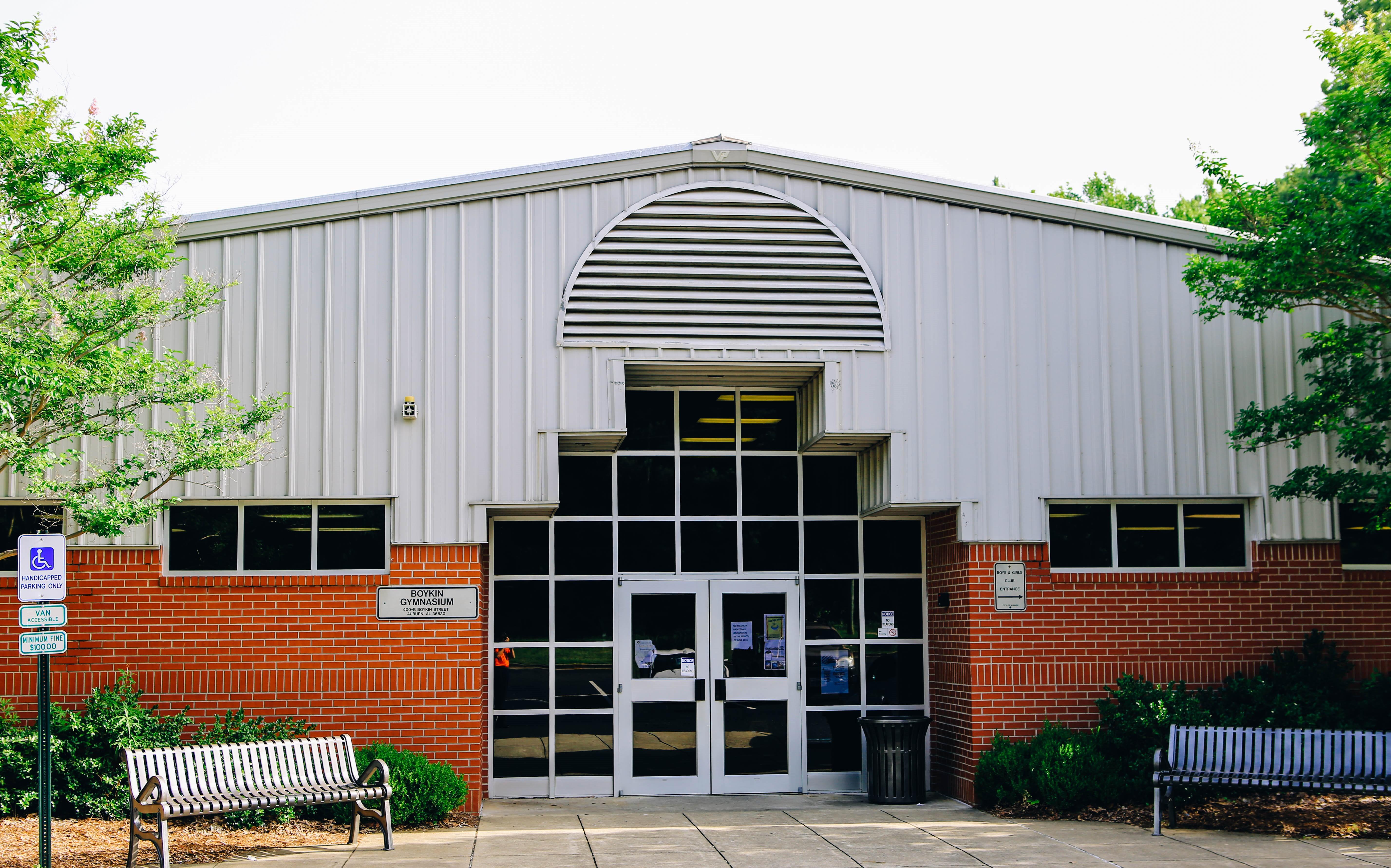 boykin community center city of auburn