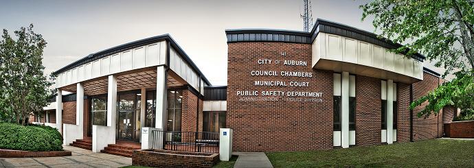 POLICE REPORT - City of Auburn